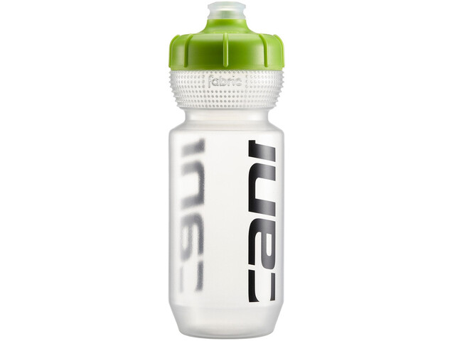 Cannondale Logo Drikkeflaske 600ml, clear/green